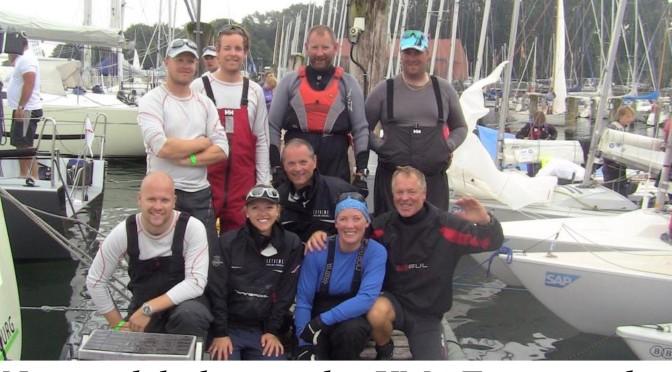 Norges deltakere under YOWC i Travemünde, Tyskland